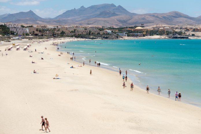 Fuertaventura plaża