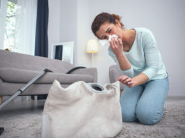Zimowa alergia