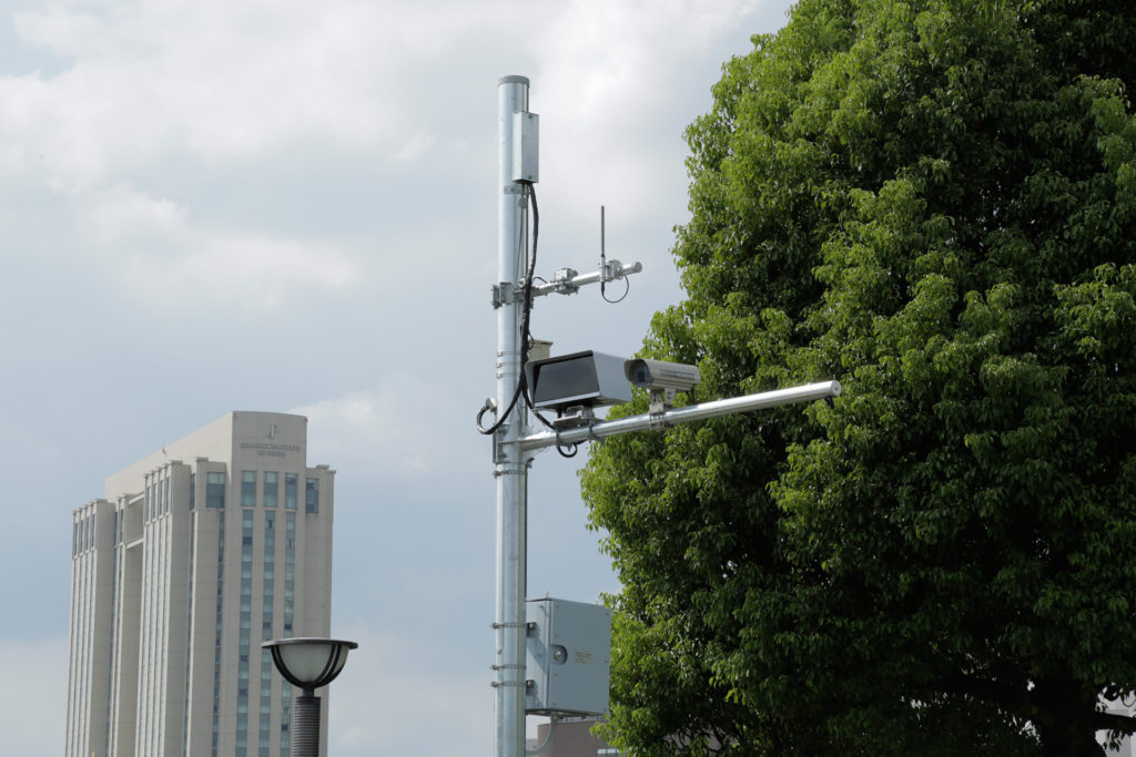 kamery monitoringu miejskiego bangkok