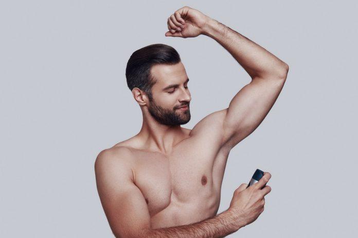 Antyperspirant dla faceta