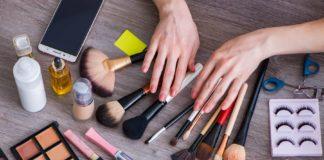 Pędzle i inne akcesoria do makijażu