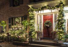 świąteczne dekoracje domu