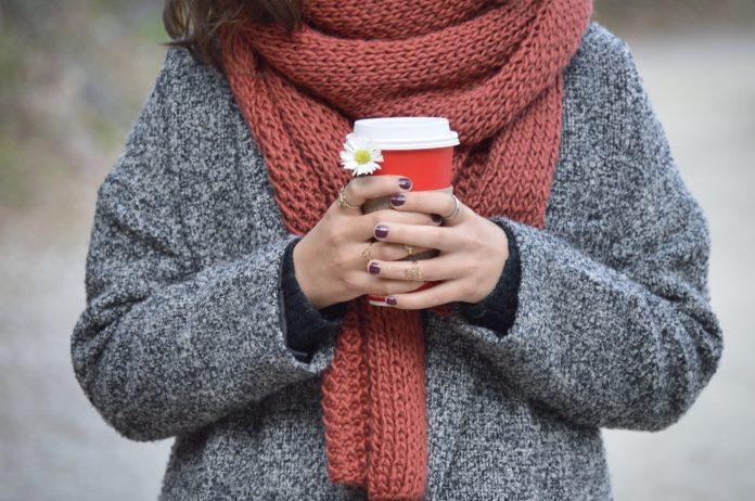 Ciepły sweter na zimę