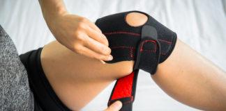 stabilizator lewego kolana