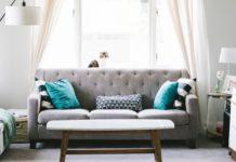 designerska sofa