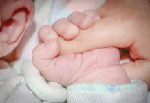 Dziecięca rączka