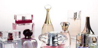 Flakoniki ekskluzywnych perfum
