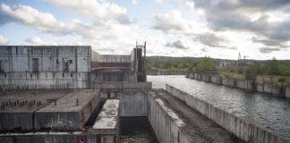 niedokończona elektrownia atomowa w Polsce w Żarnowcu