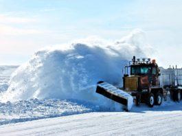 pług śnieżny