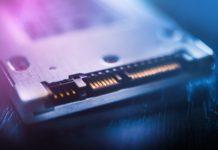 SSD SATA port