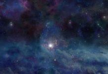 kosmiczne tło