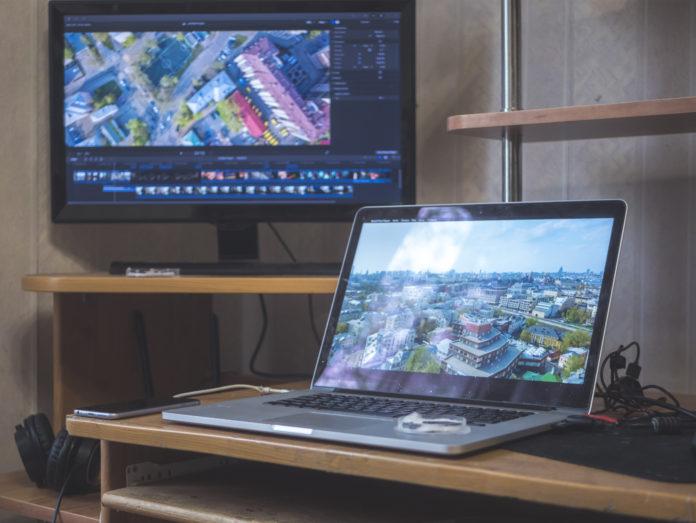zewnętrzny monitor do laptopa