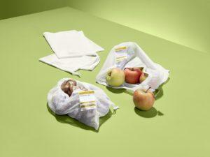 woreczki na owoce i warzywa