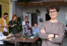 spotkanie marketerów w firmie