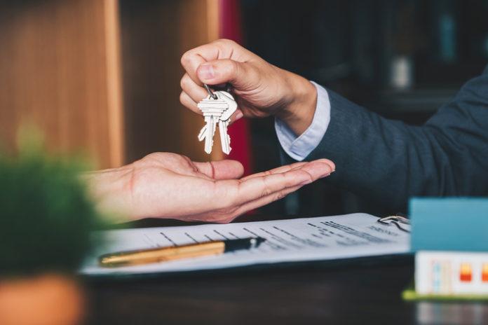 odbiór mieszkania przekazanie kluczy