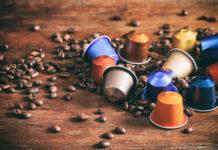 kolorowe kapsułki do ekspresu kawowego