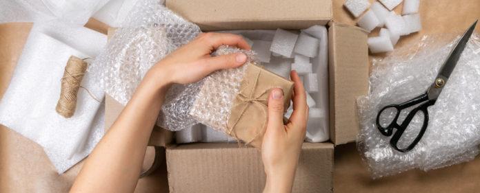 pakowanie paczki