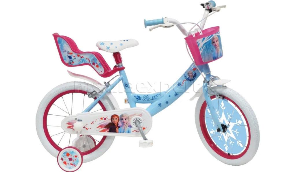 rower dla dziewczynek disney kraina lodu