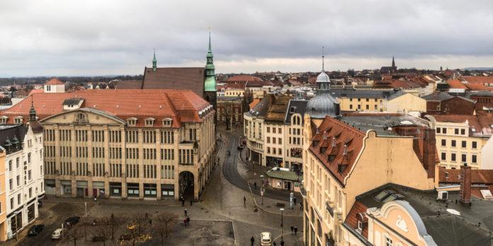 Görlitz Innenstadt Hotel z filmu Grand Budapest Hote