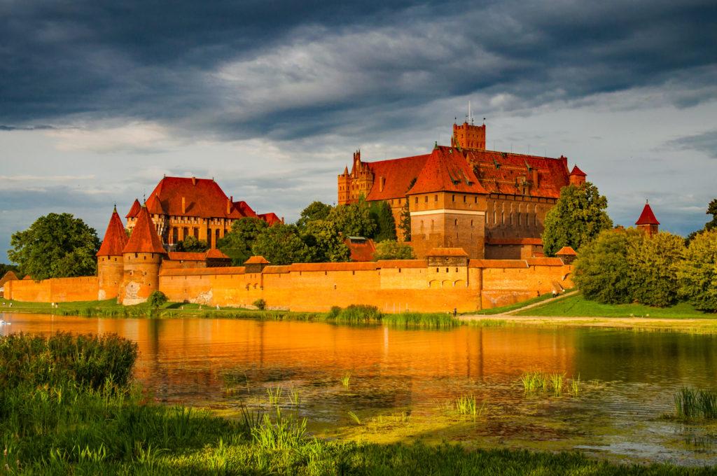 Malbork zamek krzyżacki