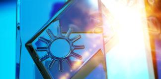 symbol pogody słońce