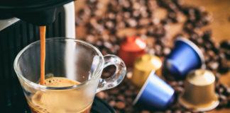 kawa z ekspresu kapsułkowego