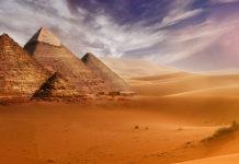piramidy w Kairze