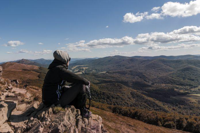Trekking w Bieszczadach