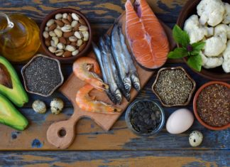 produkty żywnościowe zawierające zdrowe tłuszcze
