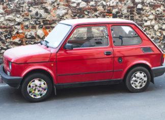 Fiat 126p Polski Maluch