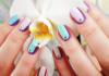 kolorowe paznokcie idealny manicure z ozdobami