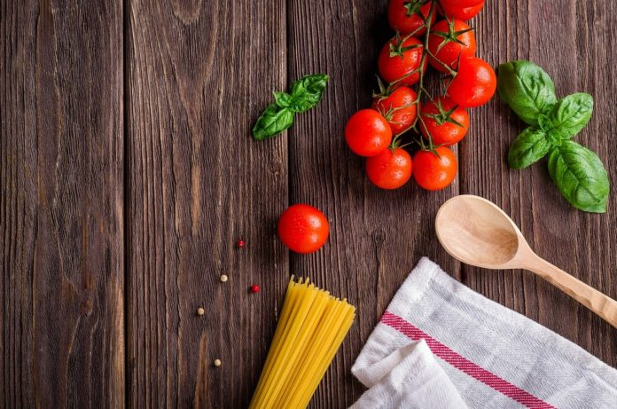 składniki do gotowania kuchnia włoska