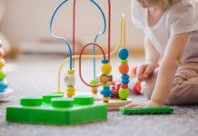 zabawka zręcznościowa dla dziecka