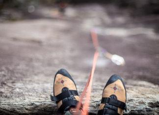 buty do wspinaczki sportowej