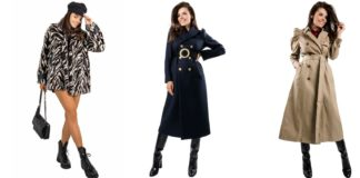 płaszcze modne jesienią i zimą