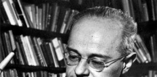 Stanisław Lem w roku 1966, zdjęcie udostępnione przez Wojciecha Zemka, sekretarza autora