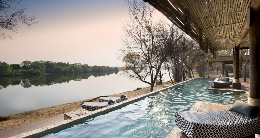 Luksusowy obóz Matetsi Victoria Falls
