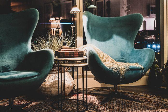 fotele w stylu skandynawskim