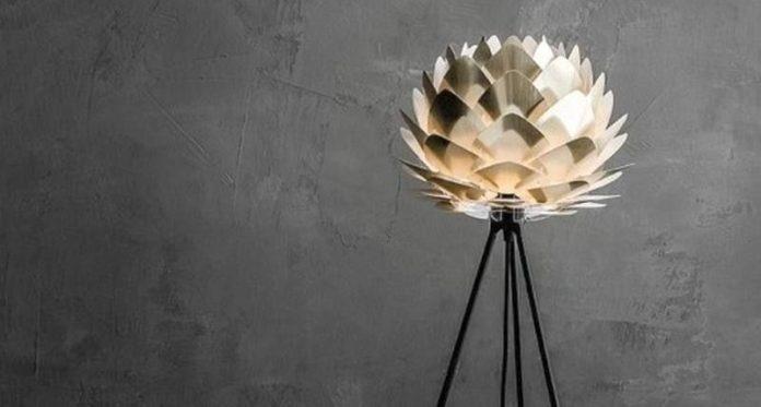 lampa do samodzielnego złożenia