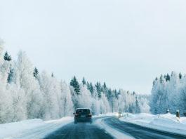 wynajem auta zima