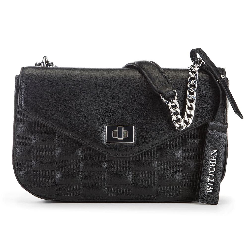 Czarna torebka na łańcuszku – klasyka na lata