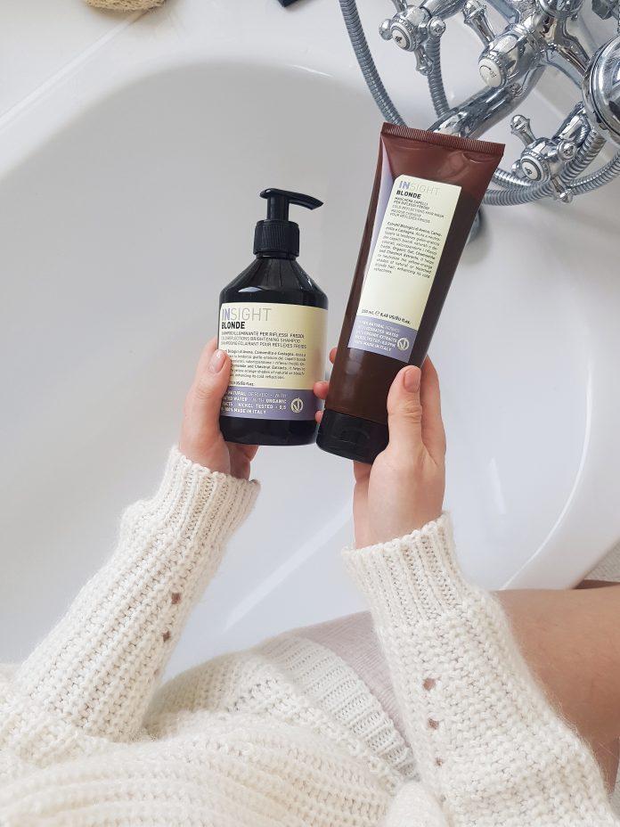 szampon insight blonde