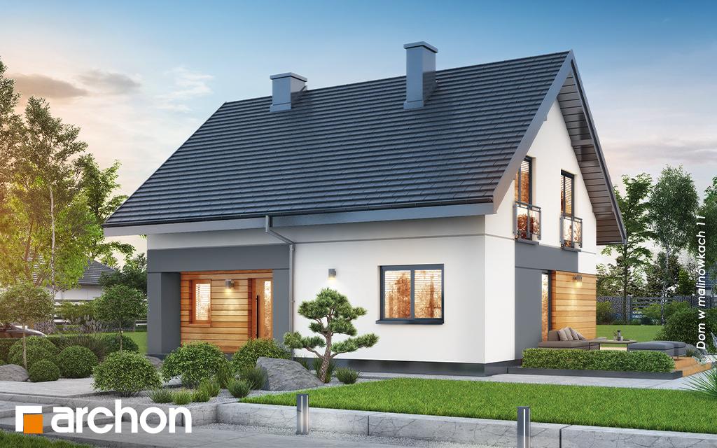 malinowki dom energooszczędny