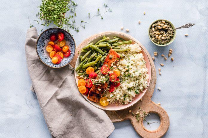 dieta pudełkowa zdrowy obiad