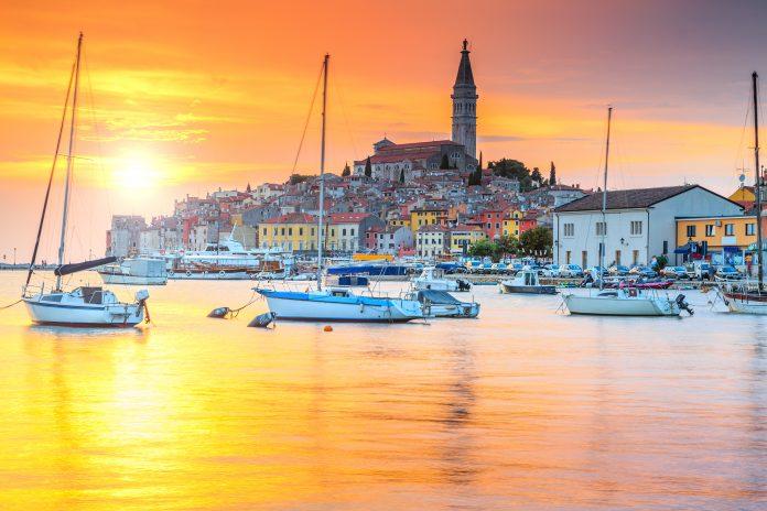 Rovinj,Istria, Chorwacja