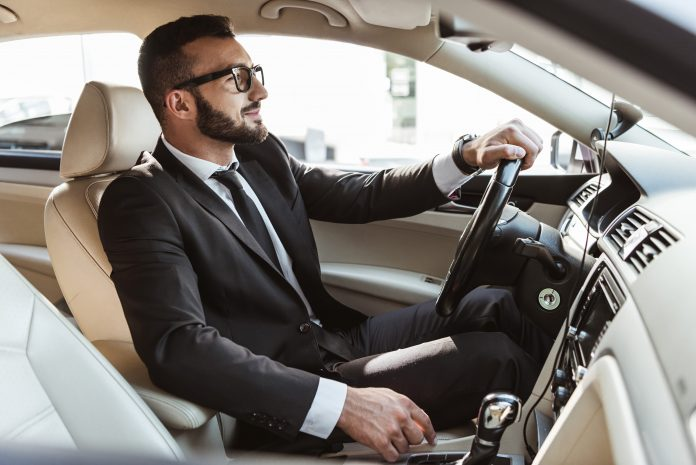kierowca VIP