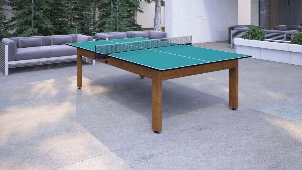 stół bilardowy 3 w 1 california outdoor