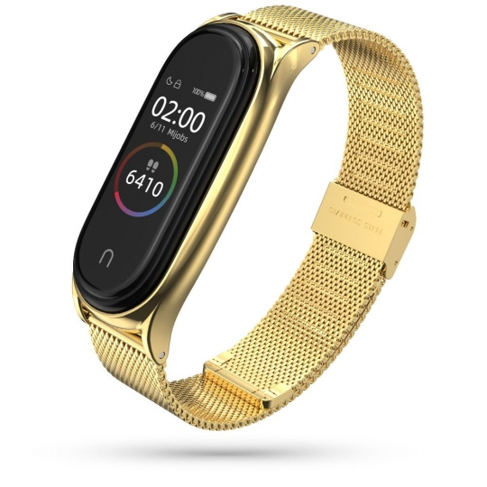 Tech-Protect Milaneseband Xiaomi Mi Band 6