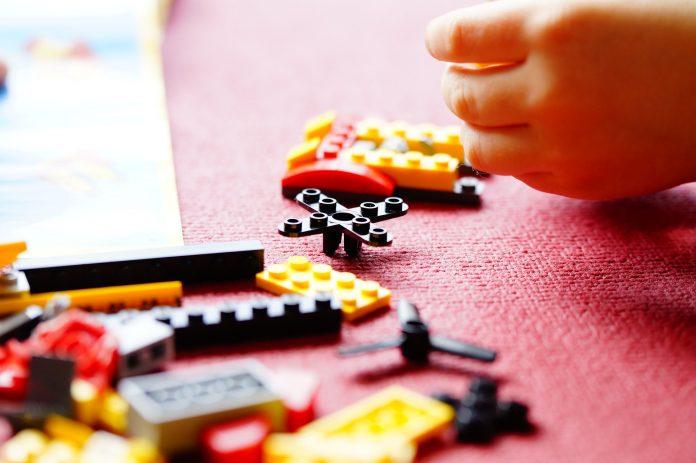 klocki lego pokój dziecięcy