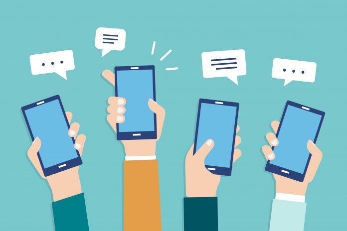 telefony sms